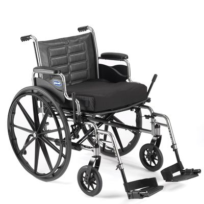 Tracer IV Heavy-Duty Wheelchair, Desk-Length Arms, 22